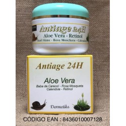 ALOE ANTIAGE 24H