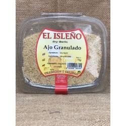 EL ISLEÑO AJO GRANULADO 75 GRS