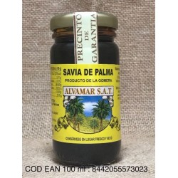ALVAMAR MIEL DE PALMA 100 ML