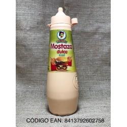 MOSA MOSTAZA DULCE 275 GS