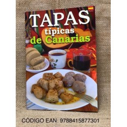 TURQUESA TAPAS CANARIAS...
