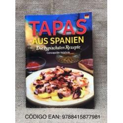 TURQUESA TAPAS ESPAÑA (ALEMAN)