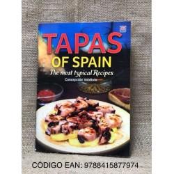 TURQUESA TAPAS ESPAÑA (INGLES)