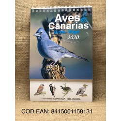 AVES CANARIAS 2020