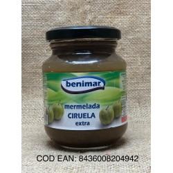 MERMELADA DE CIRUELA
