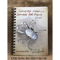 CANGREJO CIEGO DE LOS...