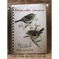 REYEZUELO CANARIO